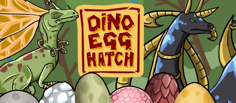 Jurassic Dinosaur Egg Hatch img-larga-dino